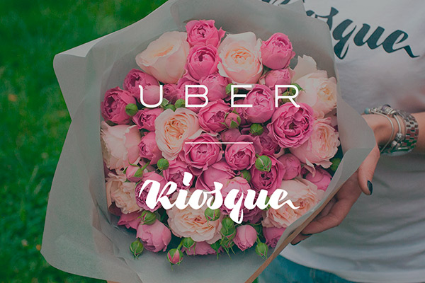 Uber + KIOSQUE
